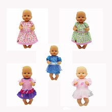 Vêtements de poupée robe chaude ajustement 33-35cm Nenuco poupée Nenuco su Hermanita accessoires de poupée