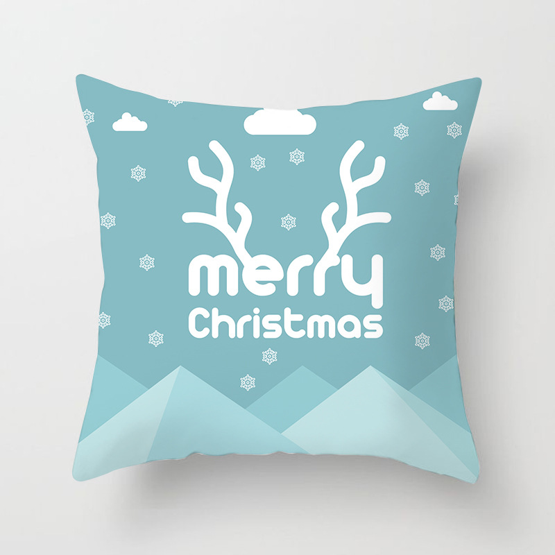 Merry Christmas Decorations For Home Decoration Noel 2018 Christmas Ornaments Christmas 2018 Decor Pillow Case Gifts Xmas Decor  (18)