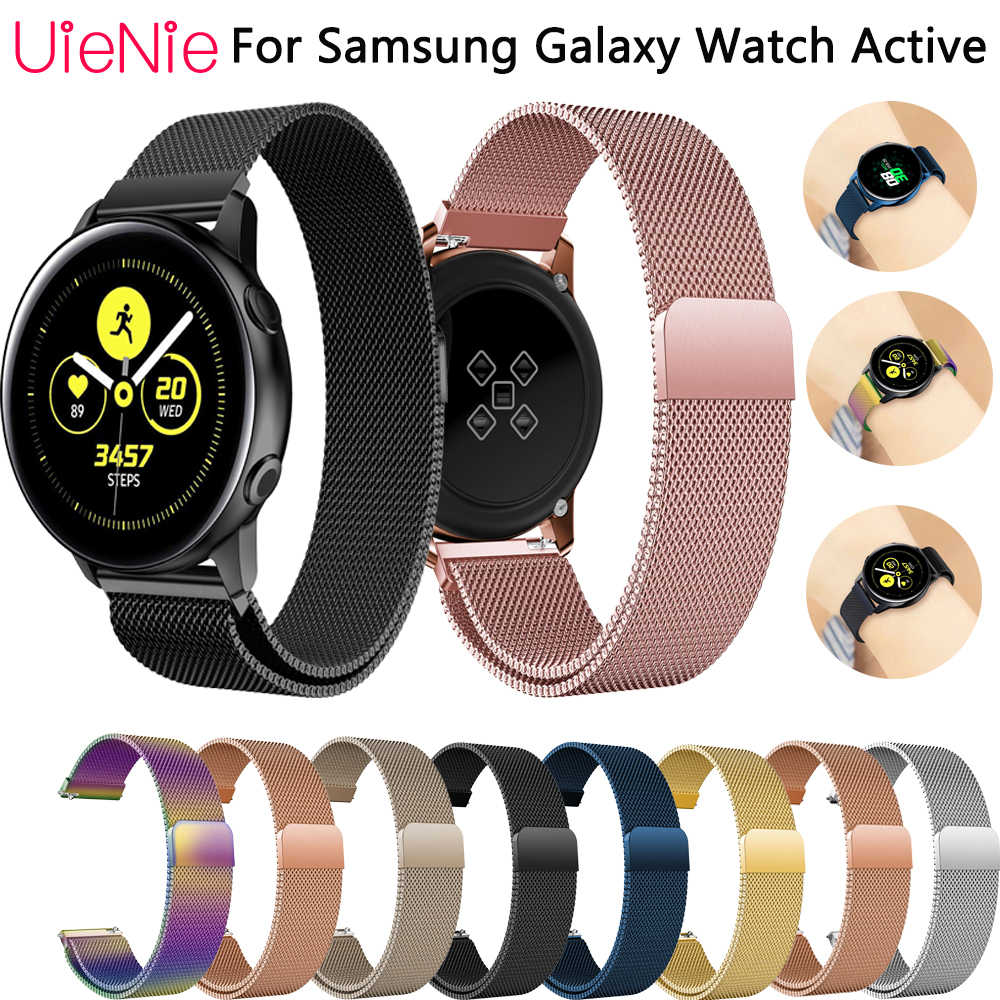 Frontier classic replace strap for Samsung Galaxy Watch Active smart band for Samsung Gear S2 band for Samsung Gear S2 bracelet