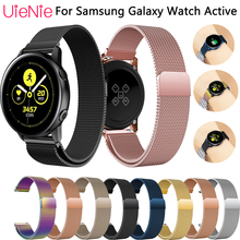 Frontier classic replace strap for Samsung Galaxy Watch Active smart band Gear S2 bracelet