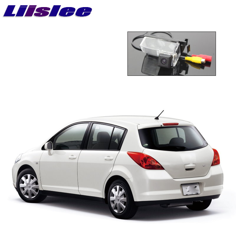 Nissan Hatchbacks: LiisLee Car CCD Night View Vsion Rear Camera For Nissan