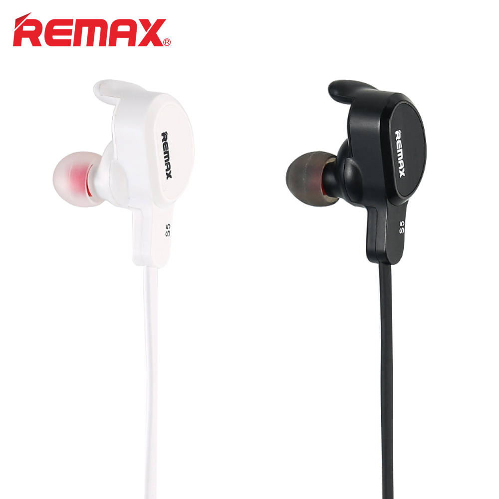 все цены на REMAX RM-S5 Bluetooth wireless Earphone Sport earpods with Mic Sport Auriculares Bluetooth Earbuds Ecouteur Earbuds for huawei онлайн