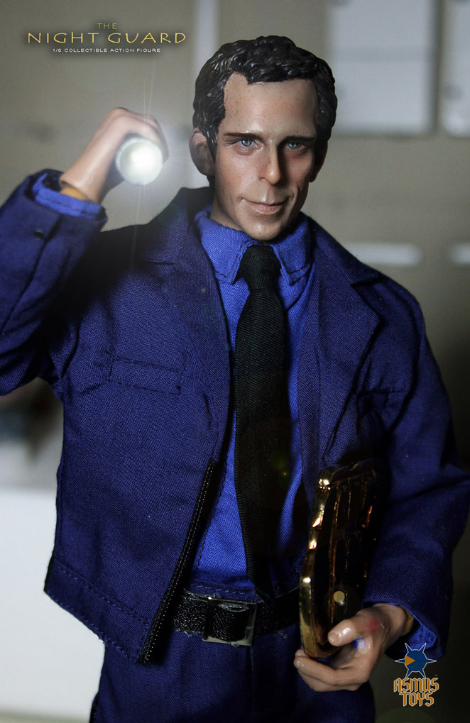 1/6 scale Figure doll Night at the Museum Night Guard Larry Daley Ben Stiller.12 action figures doll.Collectible figure Model movado museum classic 0606503