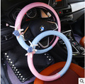 The Car In The Direction Of The Steering Wheel Sets Of New Cute Rabbit Steering Wheel Sets Of Mercedes Benz To Set Free Ship