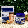 Germany Balea Q10 Anti-wrinkle night Cream Vitamin E Cream Reduce wrinkles fine lines Night Care skin regeneration cream Vegan