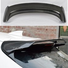 Carbon Fiber Spoiler For Mazda Axela Hatchback 2014 15 16 17 18 2019 High Quality AB Style Spoilers Auto Accessories By EMS
