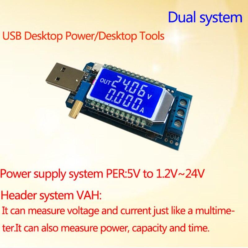 DC-DC Regulator 7.4V 9V 12V to 5V 4A Step-down Buck Power Volt Converter Module