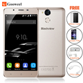 Newest Blackview P2 smartphone 4GB RAM 64GB ROM Android 6.0 Cell Phone MT6750T Octa Core 5.5 inch FHD 6000mAh Mobile Phone 13MP