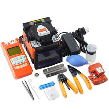 100% original new Chinese / English system A-80S orange automatic welding machine fast heating fiber fusion splicer(China)