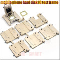 hdd nand ic test socket hard disk ic test good or not good 4 4s 5 5c 5s 6 6plus memory CHIP IC test tools