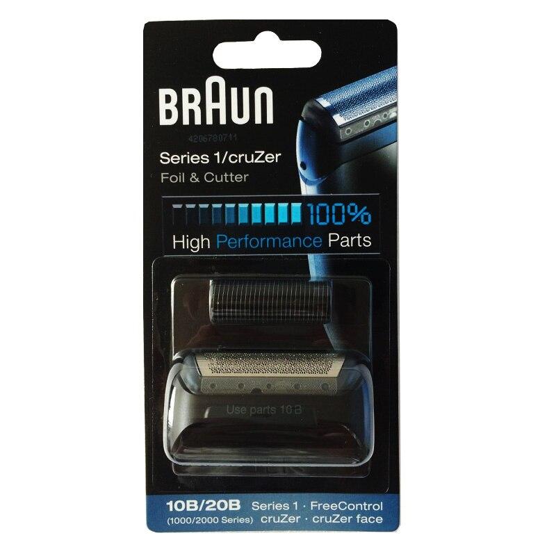 Aliexpress Com Buy Braun 10b 20b 1000 2000 Series Foil