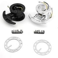New High WORKS BELL Tilt Racing Steering Wheel Quick Release Hub Kit Adapter Body Removable Snap Off Boss Kit WK ST02