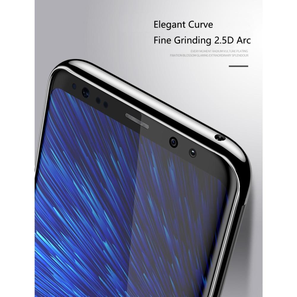Թափանցիկ պատյան samsung Galaxy S9 S8- ի դեպքերի - Բջջային հեռախոսի պարագաներ և պահեստամասեր - Լուսանկար 2