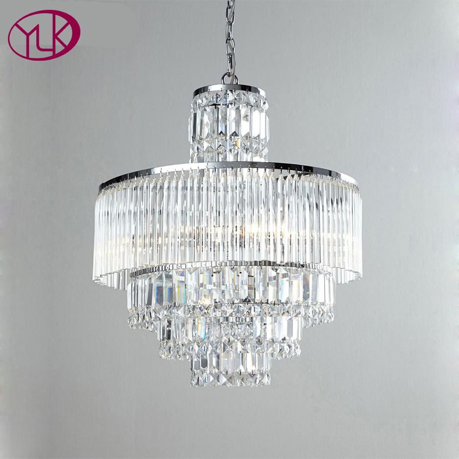 High Quality Modern Crystal Chadelier For Living Room Dia40cm Hanging Lighting Fixture Lustres De Cristal Lamp Home Decor Light top quality single ring crystal home lighting modern led crystal chandelier light fixture living room lustres de cristal lamp