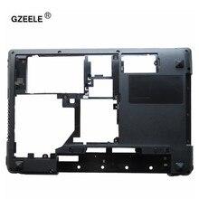 Нижняя крышка для ноутбука GZEELE, базовая крышка для Lenovo IdeaPad Y470 Y470P Y471A Y470N, Нижняя оболочка материнской платы