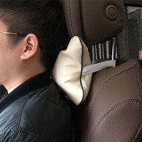 2 stücke Auto hals kissen kopfstütze fall für Skoda Octavia Yeti Roomster Fabia Schnelle Superb KODIAQ Citigo