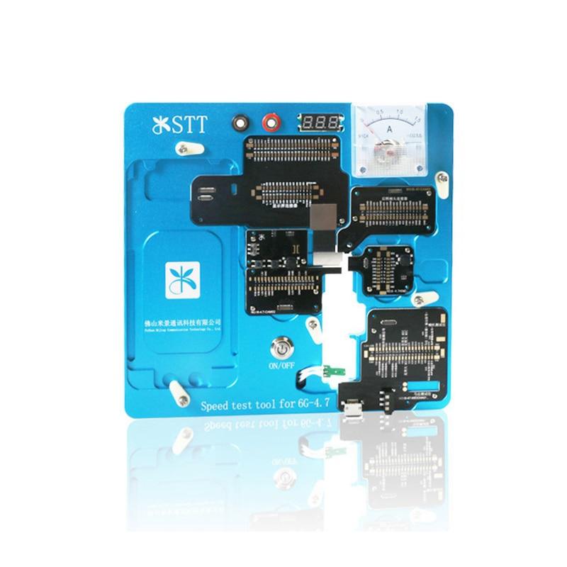 Plate-forme d'essai de Maintenance rapide et appareil de test stt pour iphone 6G 6 s outil de Maintenance rapide remis à neuf