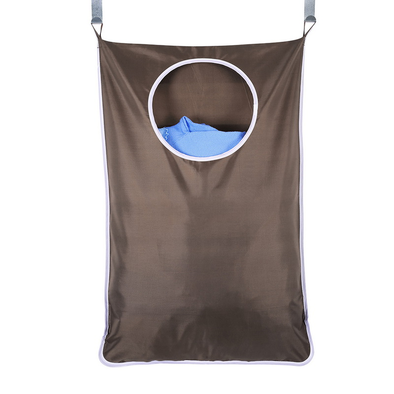 LASPERAL Multifunction Dirty Clothes Storage Bag Bathroom Organizer Hanging Laundry Bags Oxford Large Capacity Toy