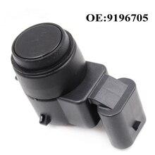 Sensor De PDC Sensor De Estacionamento Para BMW E81 E82 E88 E90 E91 E92 E93 E84 66209196705 9196705 66206934308