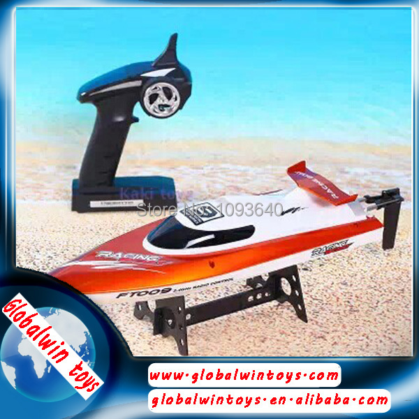2014 New Remote Control Toys UDI001 2.4G 4CH water cooling RC Boat Toy 25kM/H VS FT007 FT009 Wl911 Wl912