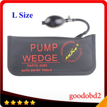 Provide bigger air wedge hot selling (large) use for the car door with free shipping