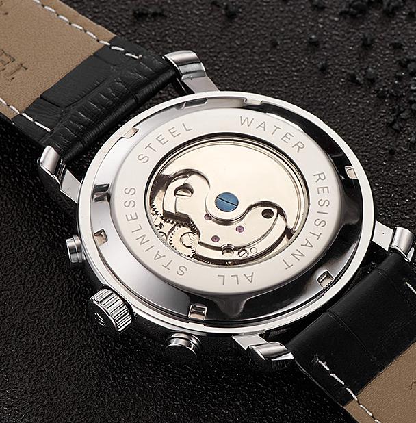 Bestand Armbanduhren Echtes Hygia 13