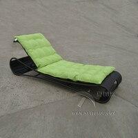 Indoor/Outdoor ротанга кушеткой, плетеное кресло для Гостиная к морской порт по морю