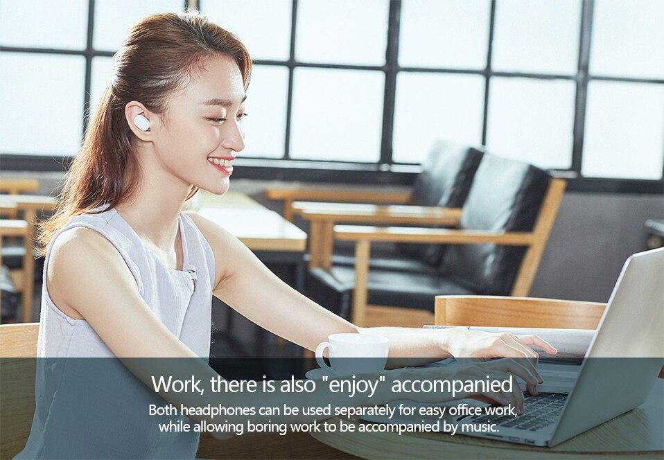 Xiaomi MIjia TWS AirDots bluetooth Versão Juventude
