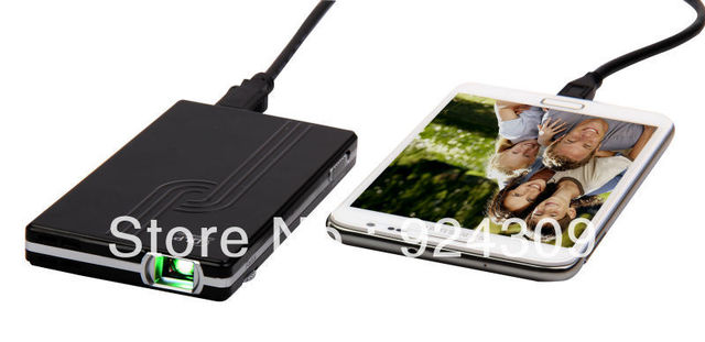 Aliexpress.com : Buy Best price Mobile Projector support AV\HDMI ...