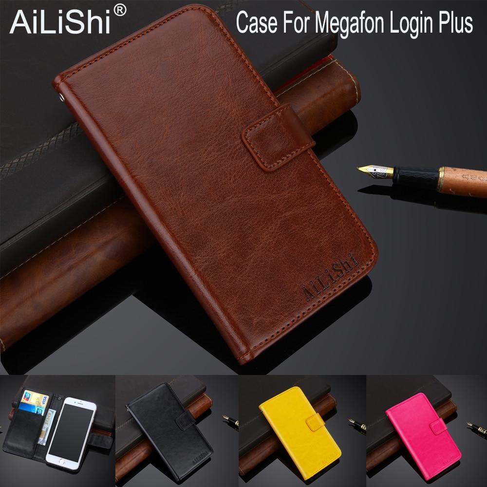 AiLiShi 100% Exclusive Case For Megafon Login Plus Luxury Le
