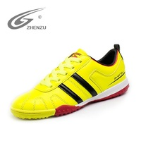 Mens Indoor Football Shoes Comfortable Mesh Soccer Sneakers Wearable Football Boot Turf For Soccer Hot Sales AA20157