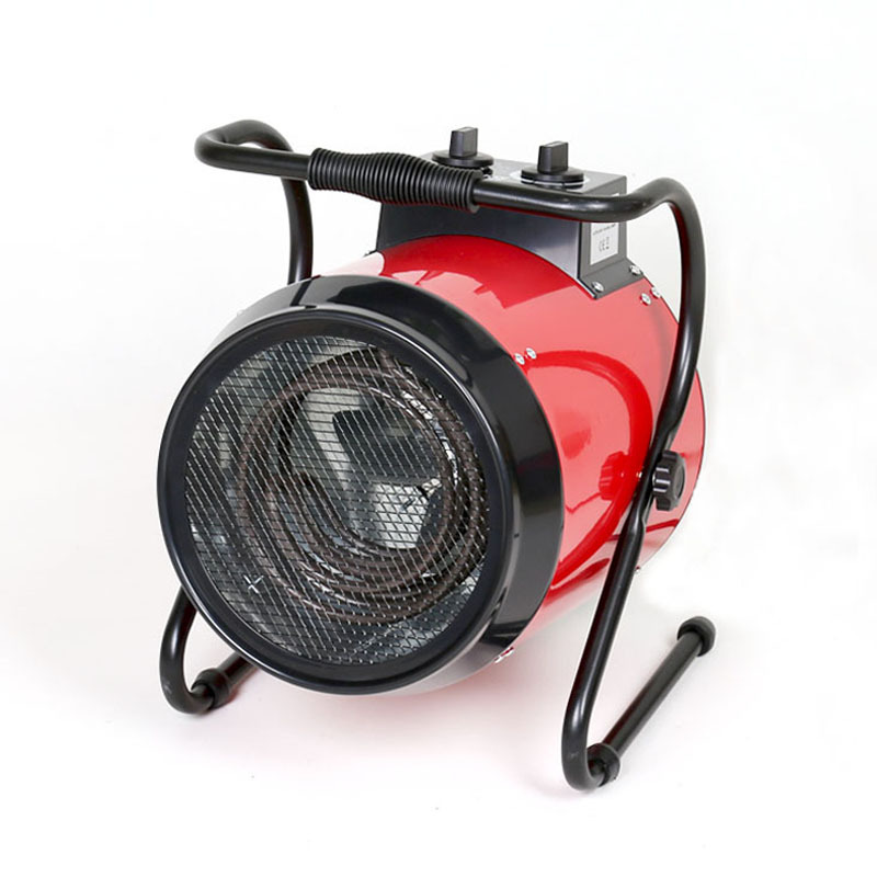 3000 W Commerciële Heater Verstelbare Thermostaat Elektrische Kachel Ontvochtiger Drogen Tool Mini Industriële Verwarming Warming Machine - 2