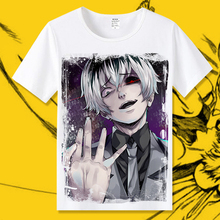 Tokyo Ghoul White T-Shirts (28 Models)