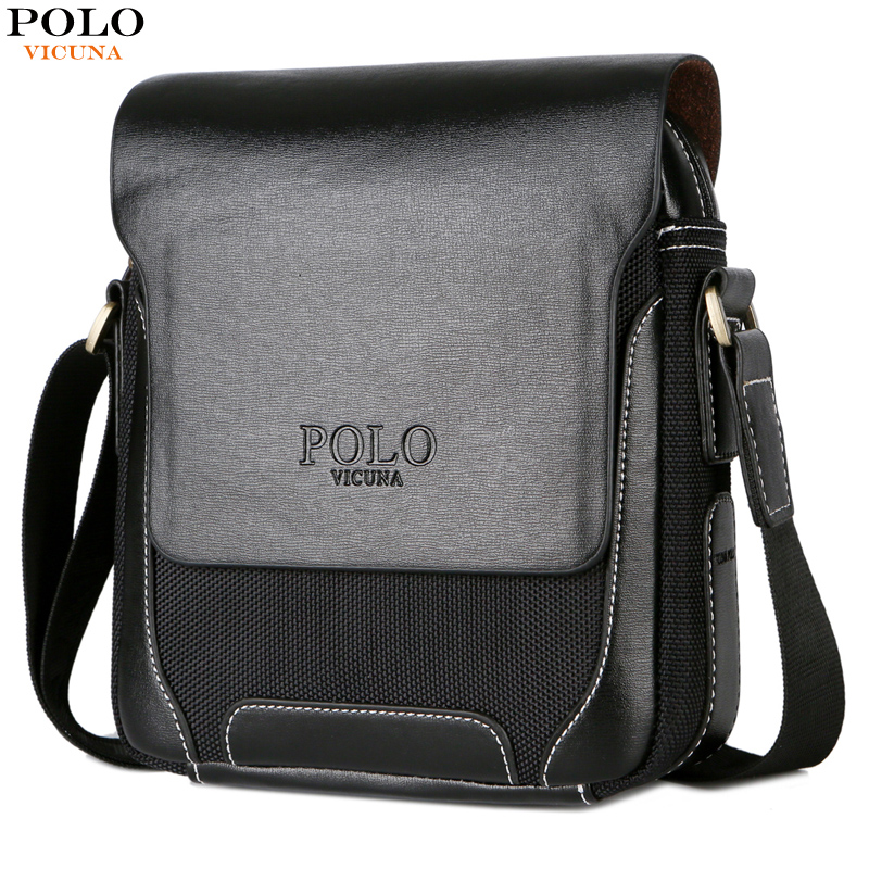 VICUNA POLO Breathable Luxury Messenger Bag