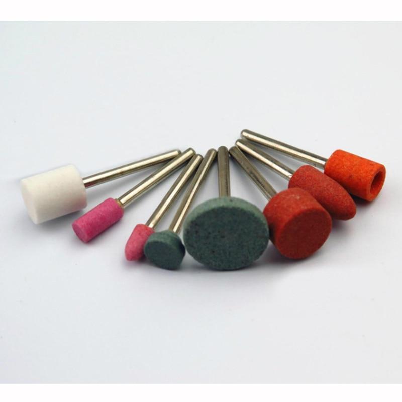 Купить с кэшбэком dremel accessories set abrasive mini drill rotary tool electric power tools for woodworking polishing steel wool grinding disc