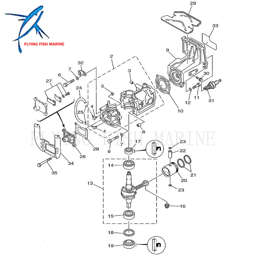 Oil Engine Diagram furthermore Freshwater Flushing Adds Years To The Life Of An Outboard moreover Johnson Outboard Motor Cooling System Diagram together with Yamaha Outboard Engine Diagram moreover Mercury 9 Water Pump Diagram. on freshwater flushing adds years to the life of an outboard