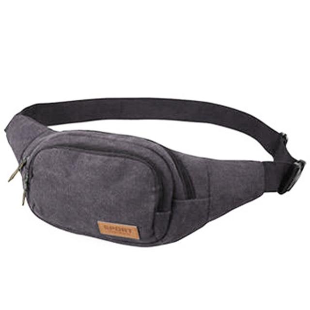 Men Travel Bags Funny Chest Pack Men Women Waist Pack High Quality Crossbody Men Waist Bag Pouch Money Belt Bag Phone Coin Bolsa