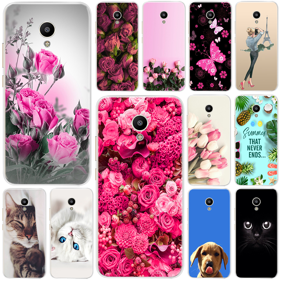 Silicone Soft TPU <font><b>Cover</b></font> For <font><b>Meizu</b></font> M3 M5 Note Case 3D Printing Phone <font><b>Back</b></font> Bumper Fundas For <font><b>Meizu</b></font> M3 <font><b>M3S</b></font> M5 A5 M5C M5S Mini Cases image