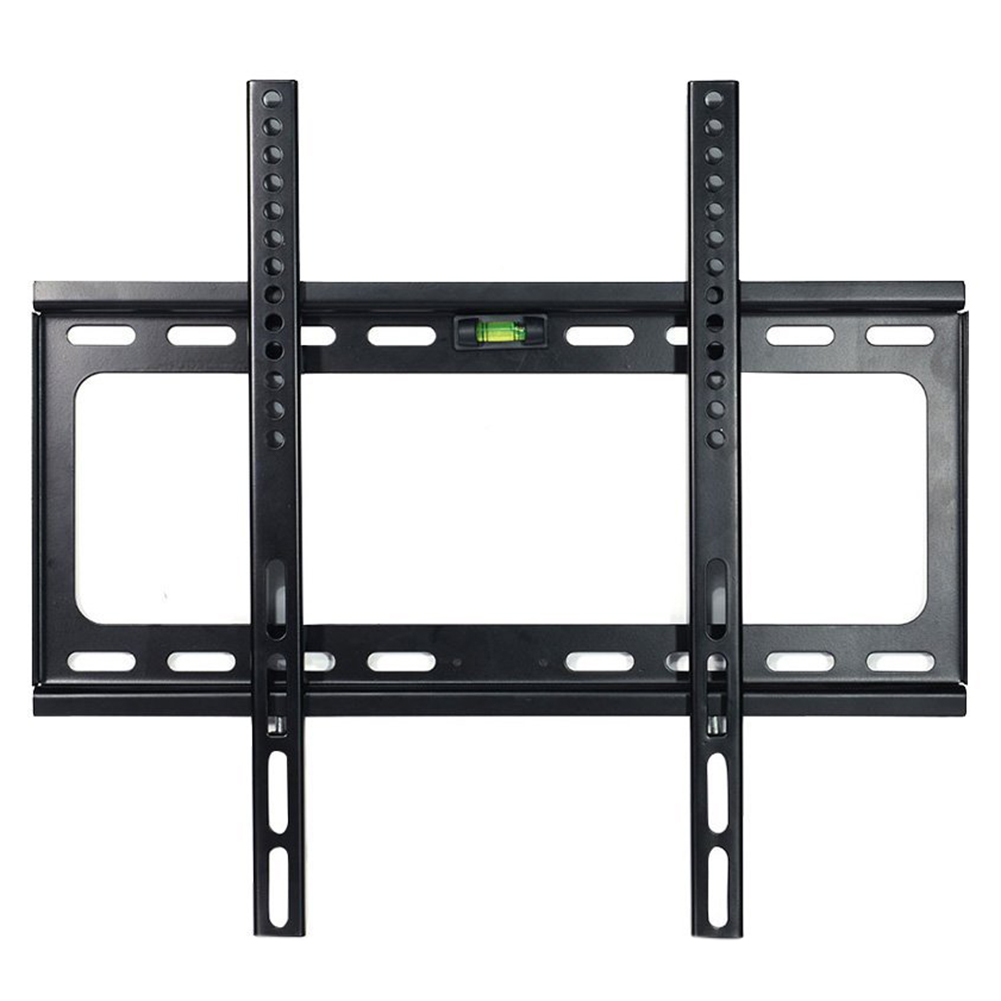 Slim Low Profile Tv Wall Mount Bracket for 25 28 32 34 37 42 48 50 55 60 inch LED LCD Plasma Flat Screens,Magnetic Bubble Level