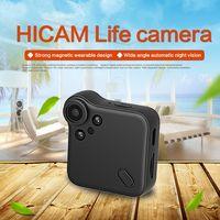 C1s HD 1080P Mini Camera WIFI IP Camera Motion Sensor Bike Body Micro Mini DV DVR Magnetic Clip Voice Recorder with Night Vision