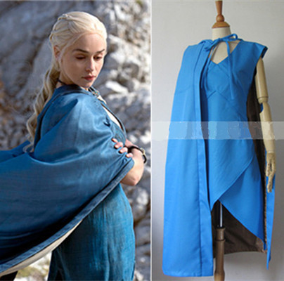daenerys targaryen blue white - photo #32