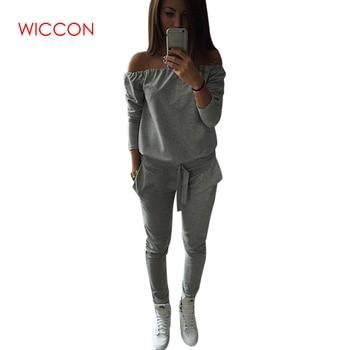 16d759cf 2019 весенняя одежда новая мода Повседневный стиль женские осенние спортивный  костюм женские толстовки 2 шт.