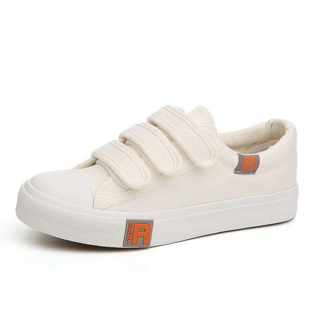 New Women Casual shoes Simple fashion student shoes Comfortable Ventilation Convenient Flats autumn classic canvas shoes
