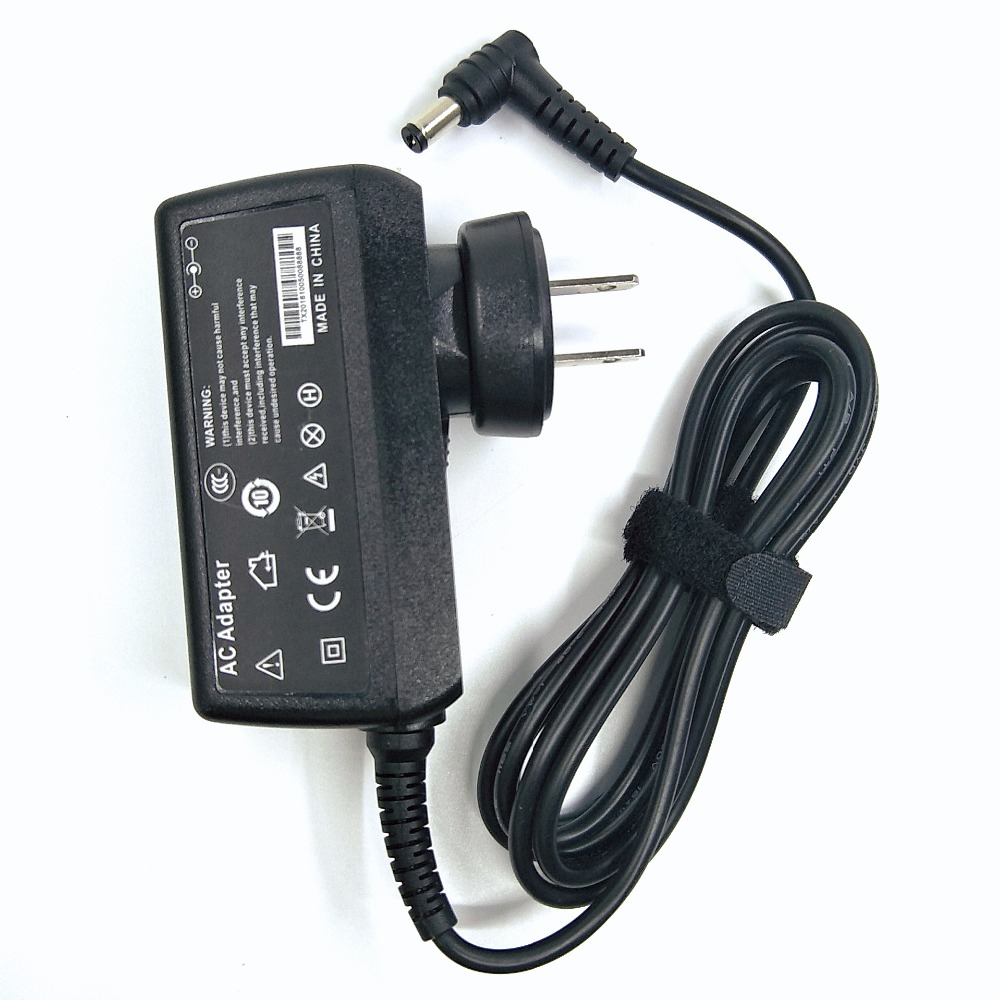 PA - 40W 19V 2.15A 5.5*1.7mm US Plug AC Power Adapter Charger For Acer Aspire One S5 D255 D260 D257 Series Tablet Laptop