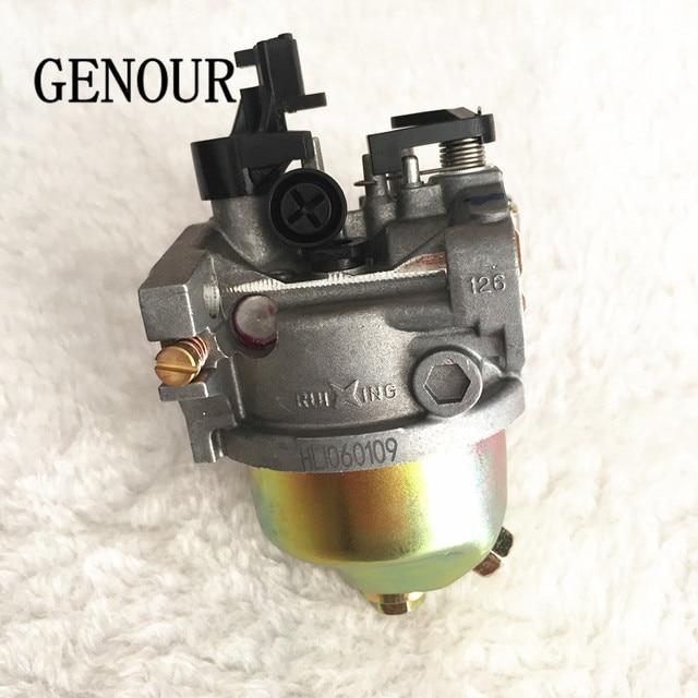GXV160 RUIXING Motor Vergaser für Rasenmäher und Grubber etc. GXV120 GXV140 4 Takt motor Gartengeräte Teile