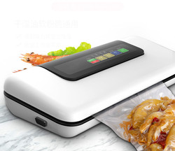 Vacuum Food Sealers packaging machine commercial bag automatic small sealing package compressor for home use  NEW