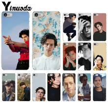 Riverdale Cole Sprouse Jughead Jones Silikon Lembut Tpu Ponsel Cover untuk Apple Iphone 8 7 6 6S Plus X XS Max 5 5S SE XR Cover(China)