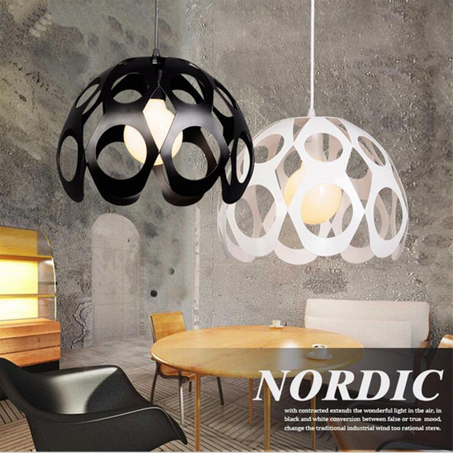 luces colgantes para comedor cocina llev la lmpara colgante nordic retro industrial luz accesorio de iluminacin