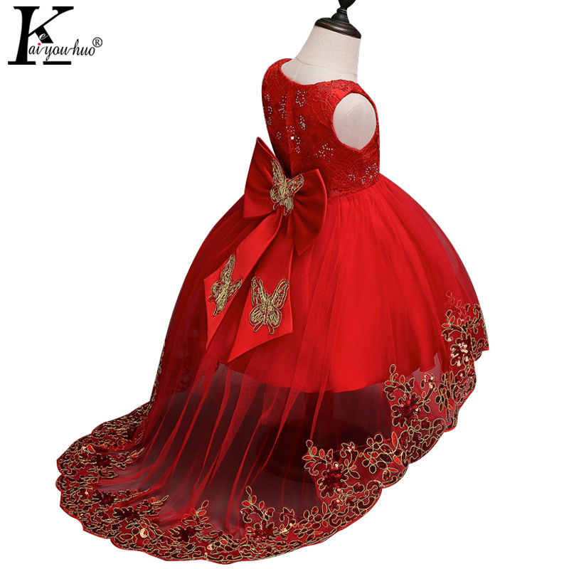 Girls Dress 2017 New Christmas Tutu Dresses For Girls Clothes Kids Costume Princess Bow Wedding Dress Children Clothing Vestidos keaiyouhuo new girls clothes summer party girls wedding dress children clothing princess kids dresses for girls costume vestidos