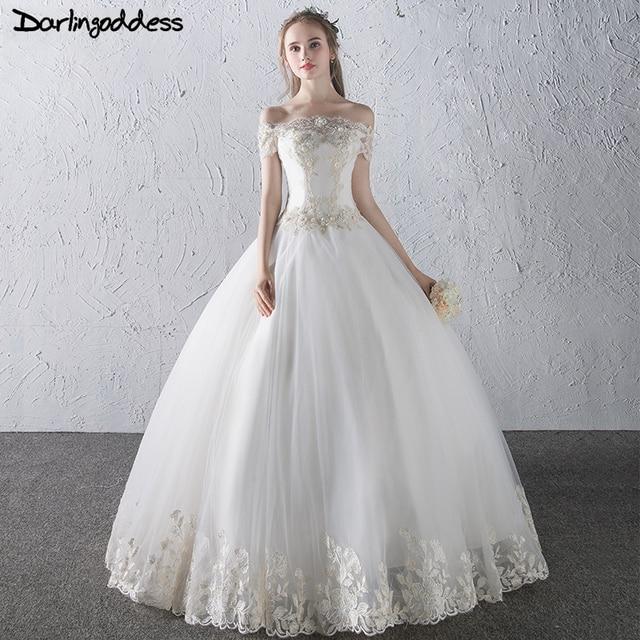 Newest Style Princess Lace Wedding Dresses Turkey Short Sleeve ...